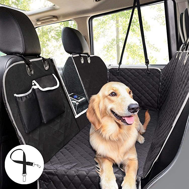 Housse de siège pour chien Pecute