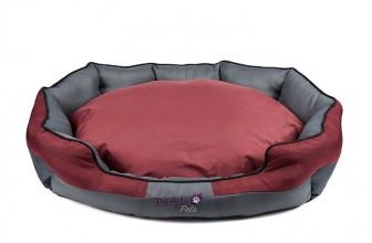 Purple-Pets PSREL : un lit confortable pour votre chien
